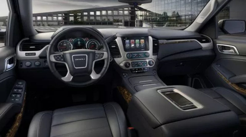 2019 GMC Canyon Interior