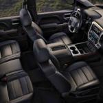 2019 GMC Denali 2500 Interior