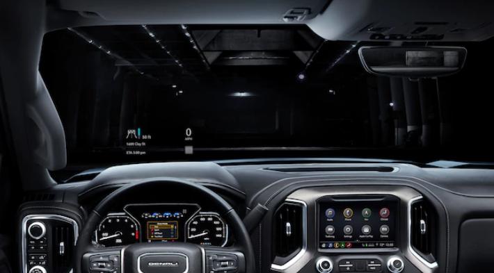 2020 GMC Sierra 1500 Denali Interior