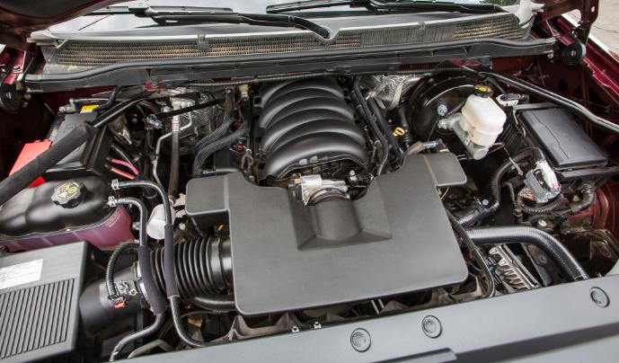 2019 GMC Truck Engine