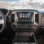 2019 GMC Truck Interior