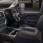 2019 GMC 3500 Interior