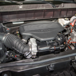 2019 GMC Acadia Engine