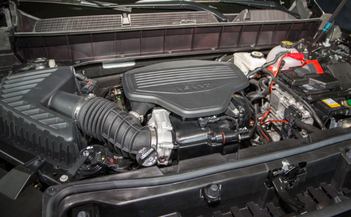 2020 GMC Acadia Denali Engine