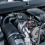 2019 GMC 2500 Denali Engine