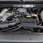 2019 GMC Denali 3500 Engine