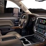 2019 GMC Denali 3500 Interior