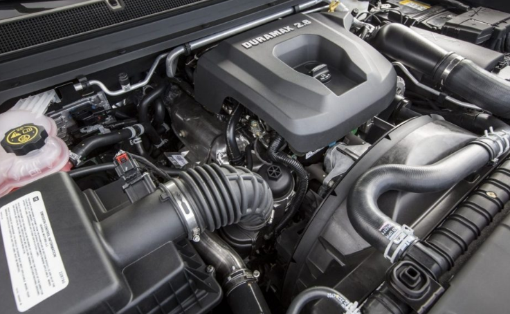 2019 GMC Envoy Engine