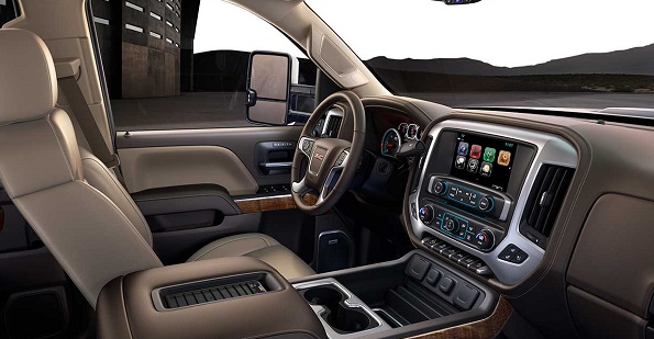 2020 GMC 2500 Redesign, Interior, Diesel | GMC Specs News