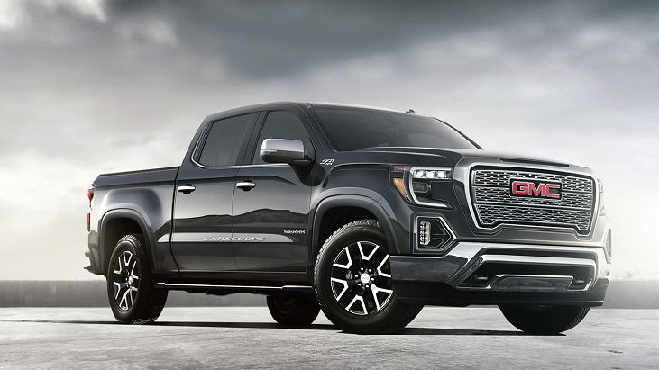 2019 GMC All Terrain Exterior