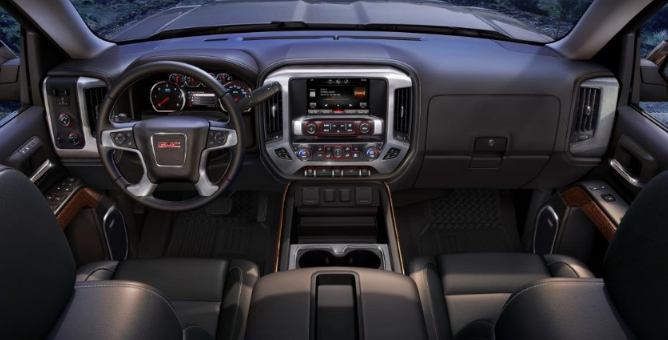 2019 GMC All Terrain Interior