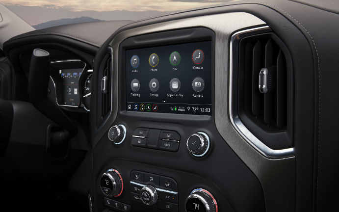 2019 GMC Sierra Denali HD Interior