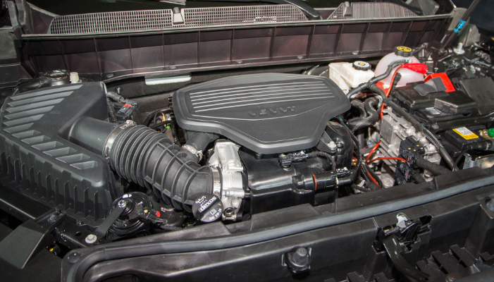 2020 GMC Acadia Engine