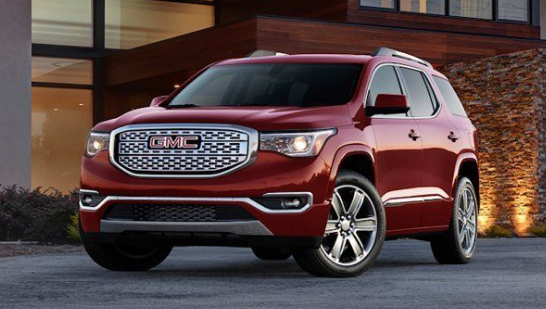 Gmc Acadia Towing Capacity >> 2019 Gmc Acadia Towing Capacity Price Interior Gmc Specs News