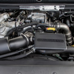 2020 GMC Sierra Denali Engine