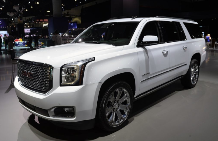 2020 Gmc Yukon Denali Xl Review Colors Release Date Gmc Specs News