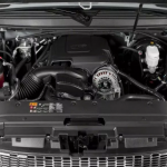 2019 GMC Denali Yukon Engine