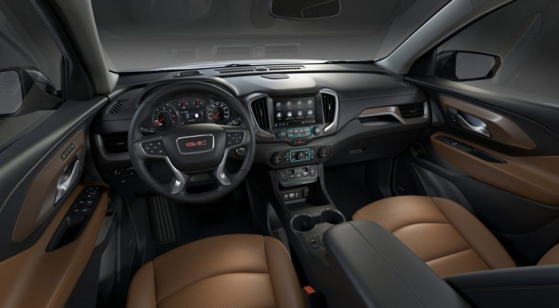 2020 GMC Terrain SLT, Changes, Redesign >> 2020 Gmc Terrain Slt Diesel Review Interior Specs Gmc Specs News