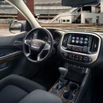2020 GMC Canyon SLT Denali Interior