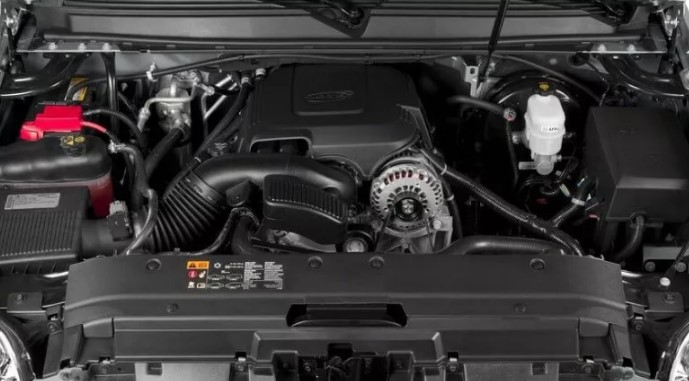GMC Yukon 2020 Engine