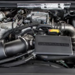 2021 GMC Acadia Engine