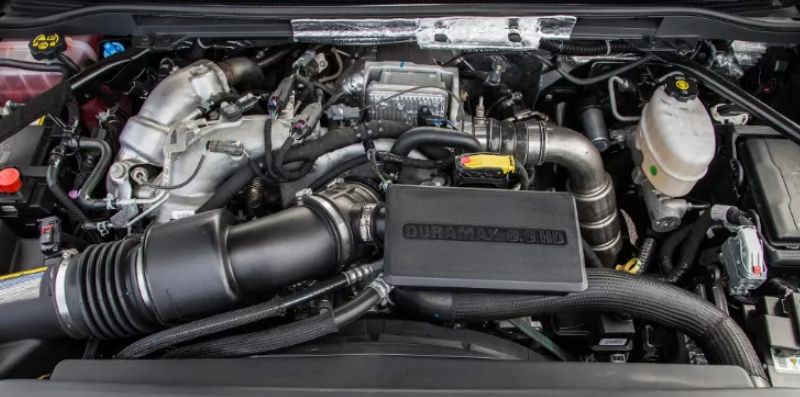 2021 GMC Acadia Engine