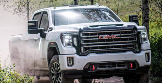 2021 gmc sierra 2500 at4 review | gmc specs news