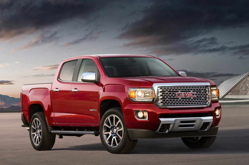 Next Generation Chevrolet Colorado GMC Canyon Reportedly