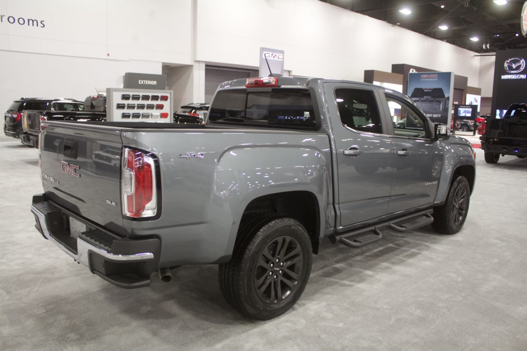 2020 GMC Canyon Elevation Edition Live Photo Gallery GM