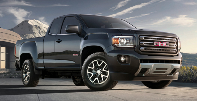 New 2018 GMC Canyon Price Photos Reviews Safety