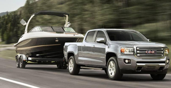 2019 GMC Canyon Towing Specs Features Clint Newell