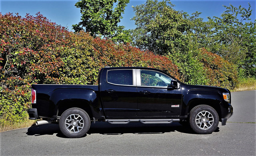 2018 GMC Canyon 4WD Crew Cab SLE Review The Car Magazine