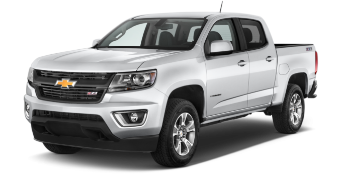 Next Generation Chevrolet Colorado GMC Canyon Reportedly