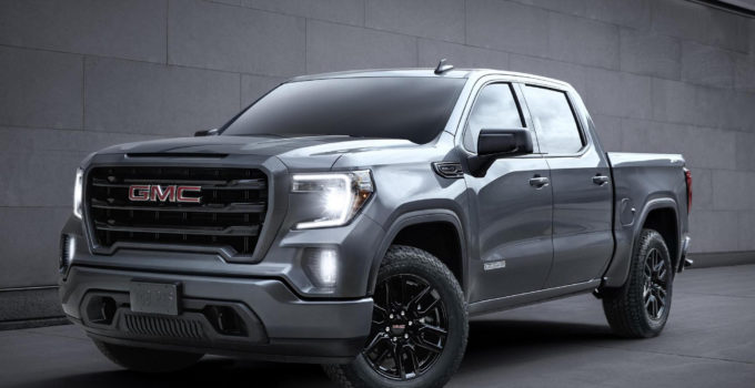 GMC Expands Features For 2020 Sierra 1500 Lineup