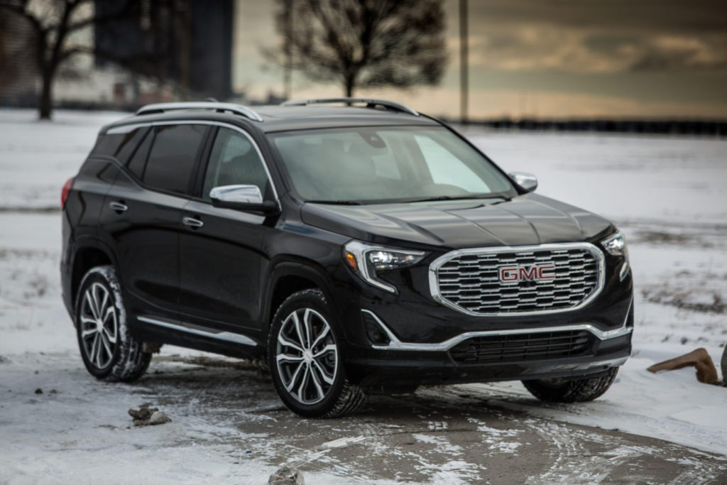 2019 GMC Terrain Review Release Date Price Design