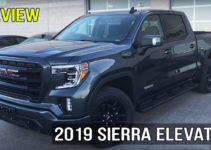 Review 2019 GMC Sierra Elevation Edition 5 3L Crew Cab