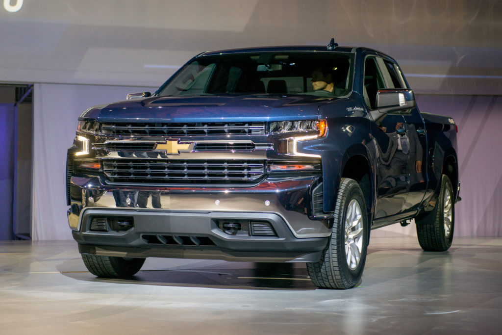 2019 Chevy Silverado How A Big Thirsty Pickup Gets More