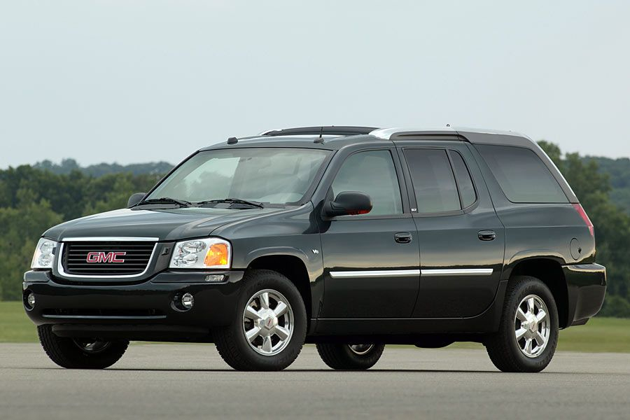 2005 GMC Envoy XUV Reviews Specs And Prices Cars