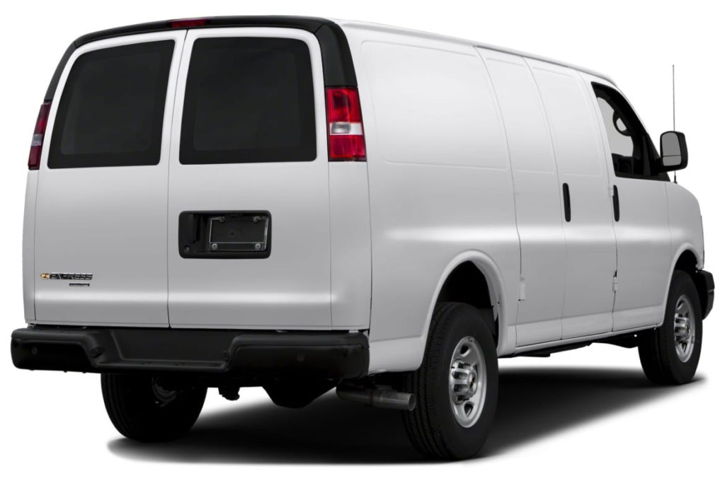 2018 GMC Savana Review Release Date Price Features