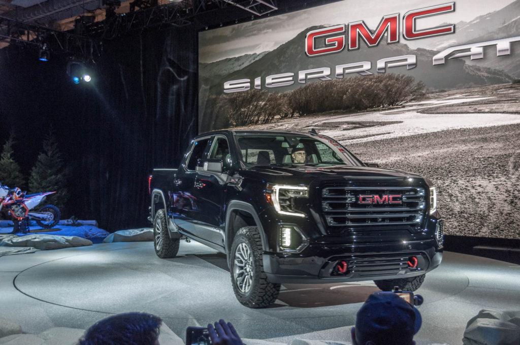 2019 GMC Sierra 1500 AT4 The Beast mode Pickup Truck
