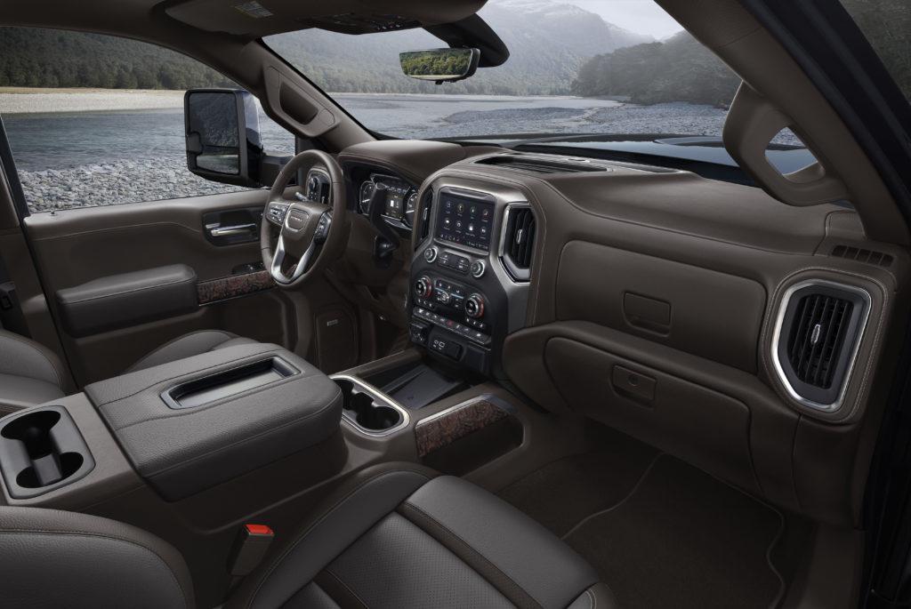 2020 Gmc Sierra 2500Hd Interior Msrp Mpg 2022 GMC