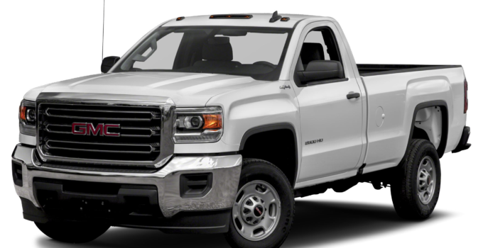 New 2018 GMC Sierra 2500HD Price Photos Reviews