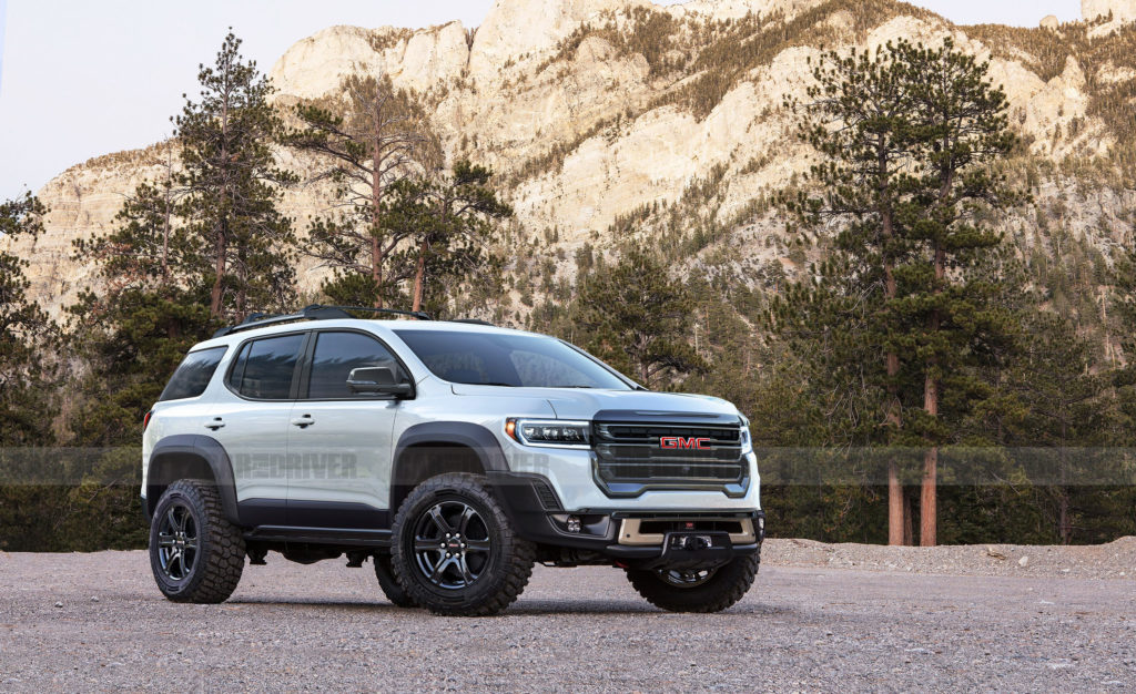 The 2022 GMC Jimmy Could Be GM s Answer To The Jeep Wrangler