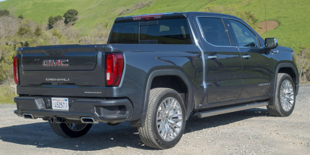 2019 GMC Sierra Denali Review So Close To Greatness