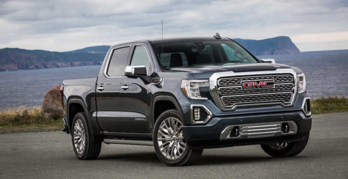 2019 GMC Sierra Denali Top Speed