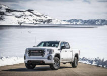 GMC Sierra AT4 Designed And Engineered To Be The