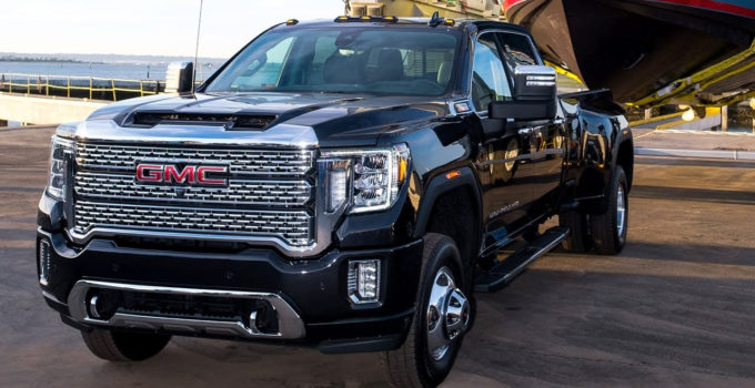 2020 GMC Sierra Heavy Duty Reveal YouTube
