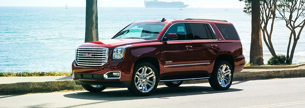 GMC Yukon SLT Premium Edition Adds Even More Style
