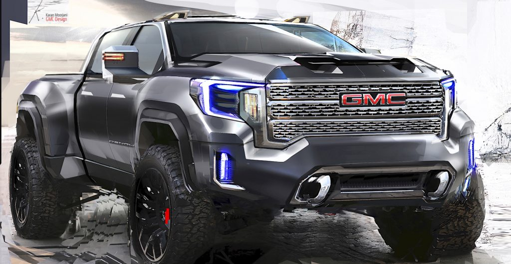 Report GM Will Have An Electric Pickup Truck In 2022
