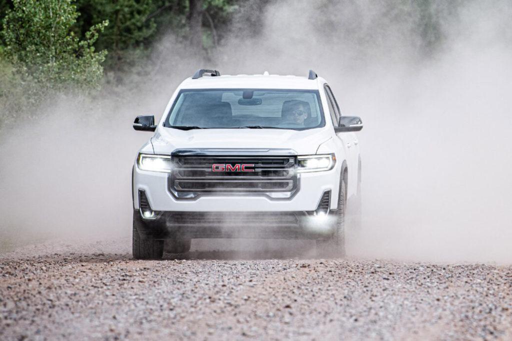 2020 GMC Acadia AT4 Review Road Test Reviews